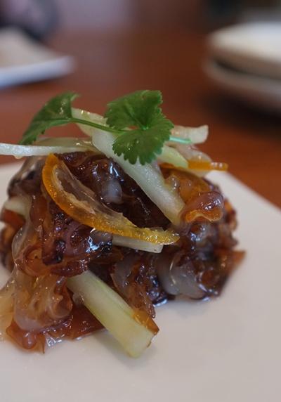 海鮮中国料理黄河では四川料理の粋を味わえる