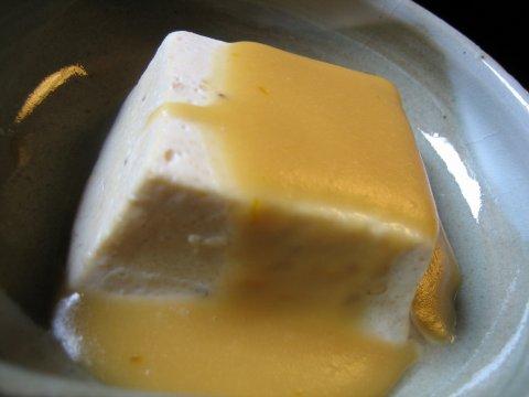 菊乃井豆腐