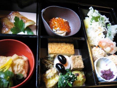 菊乃井料理